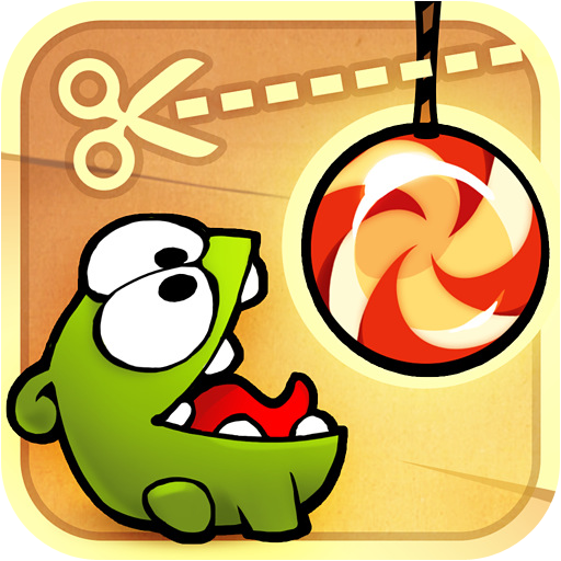 Cut the Rope auf dem Samsung Galaxy i5800